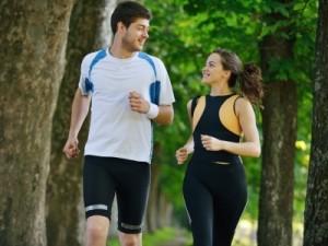 hardlopen afvallen hartslag