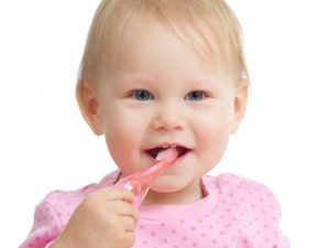 Als je baby tandjes krijgt