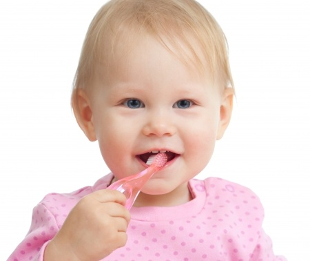 Baby tandjes