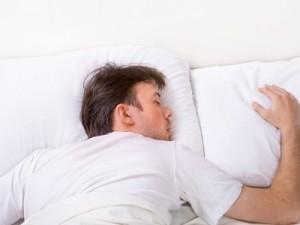 Nachtzweten: mannen hebben er ook last van