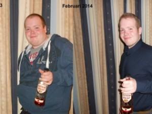 Nick (22) viel 27 kilo af in 23 weken