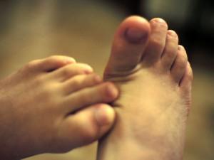 Verzorg je voeten ook in de herfst en winter
