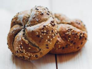 Brood is hartstikke gezond