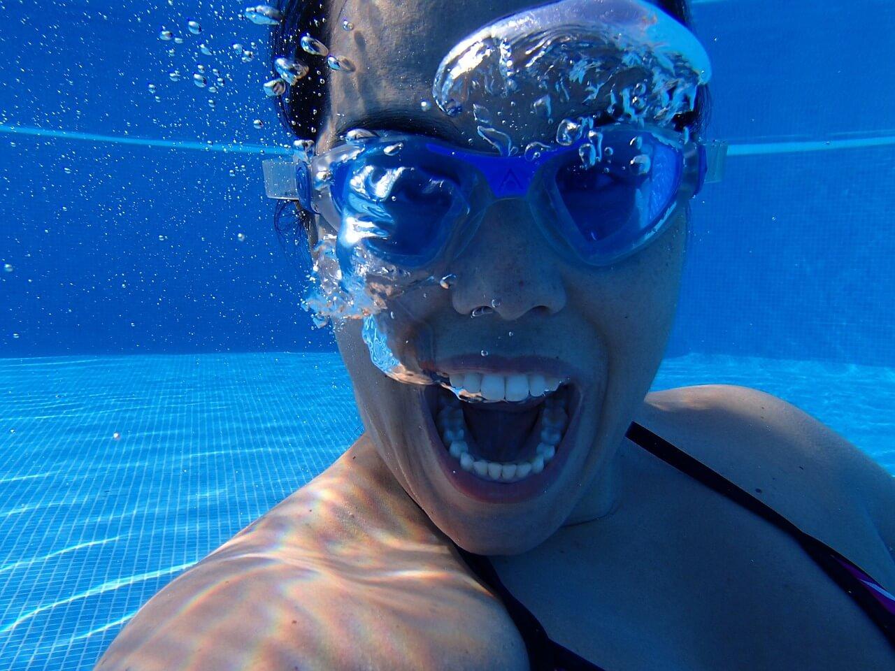 Zwemmen Met Of Zonder Lenzen In Goeden Doen