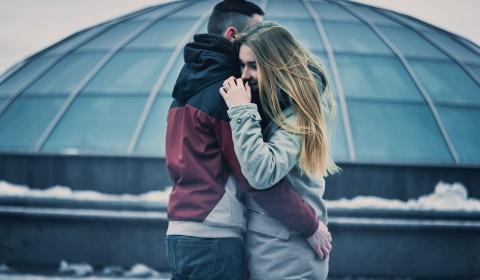 knuffelen