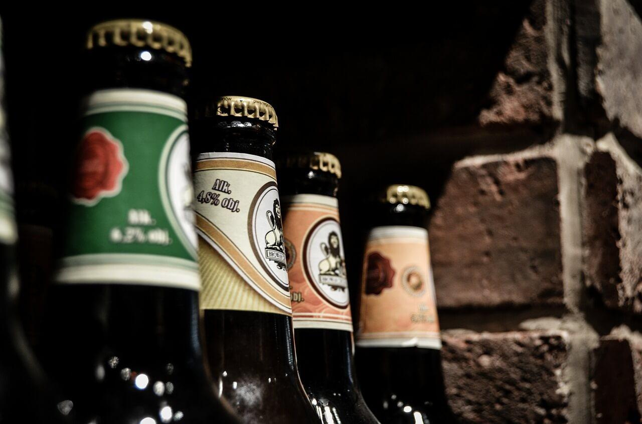 alcohol tegen puistjes